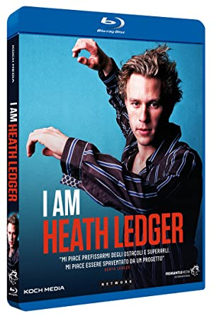 I Am Heath Ledger Blu Ray Import No English Version Heath Ledger Ben Harper Kim Ledger Sally Bell Kate Ledger Trevor Dicarlo Kane Manera Nfa Forster Jones Lisa Zane Matt Amato Adrian Buitenhuis