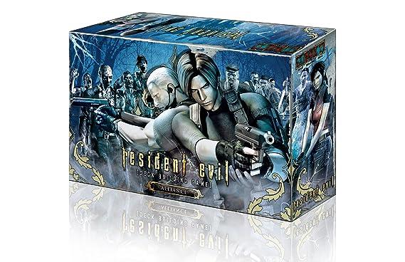 Amazon.com: Resident Evil Deck Building Game – Alianza ...