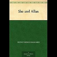 She and Allan (English Edition)