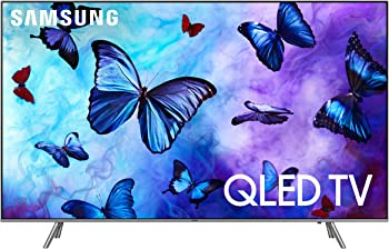 Samsung QN82Q6 Flat 82 QLED 4K UHD 6 Series Smart TV 2018