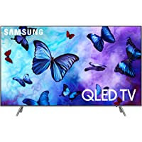 "Samsung QN75Q6 Flat 75"" QLED 4K UHD 6 Series Smart TV 2018"