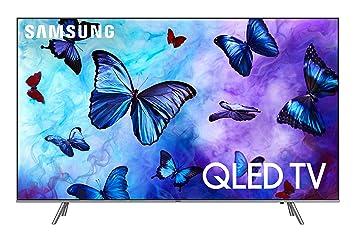 Amazoncom Samsung Qn65q6fn Flat 65 Qled 4k Uhd 6 Series Smart Tv
