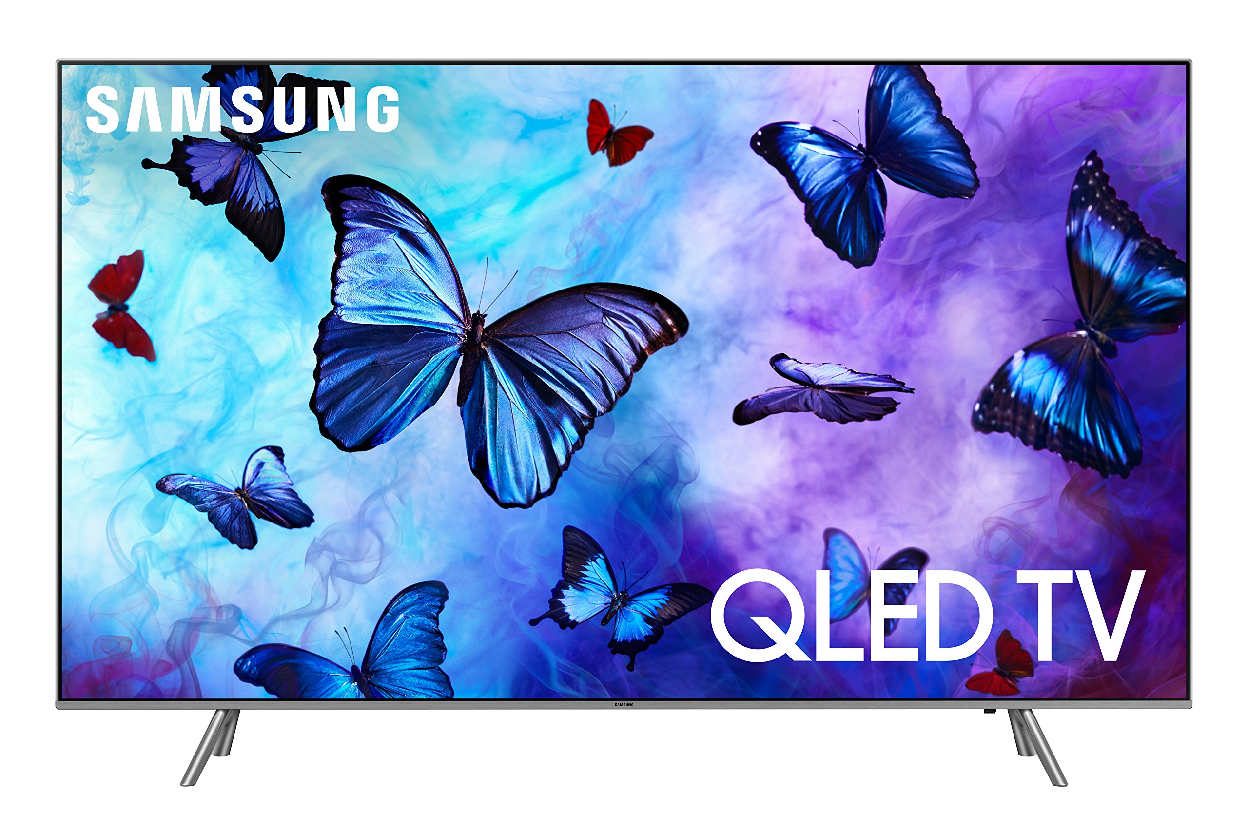 Samsung QN49Q6F Flat 49'' QLED 4K UHD 6 Series Smart TV 2018