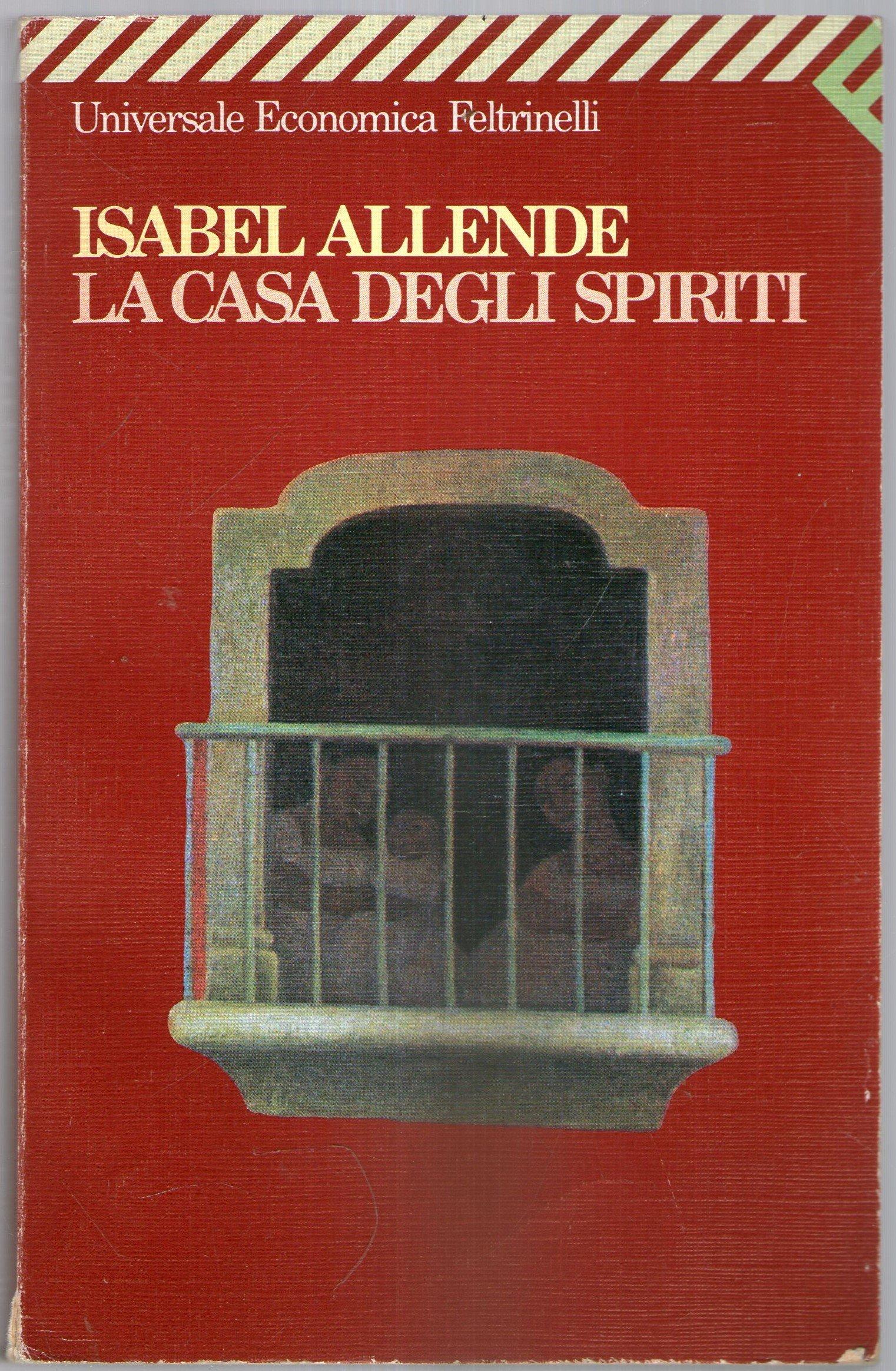 La Casa Degli Spiriti.: Amazon.es: Isabel Allende: Libros