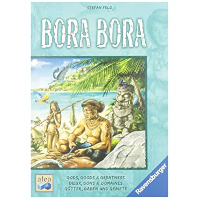 Alea Bora Bora Jeu de société