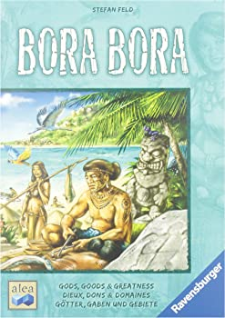 Ravensburger Plastic Bora Bora Strategy Board Game