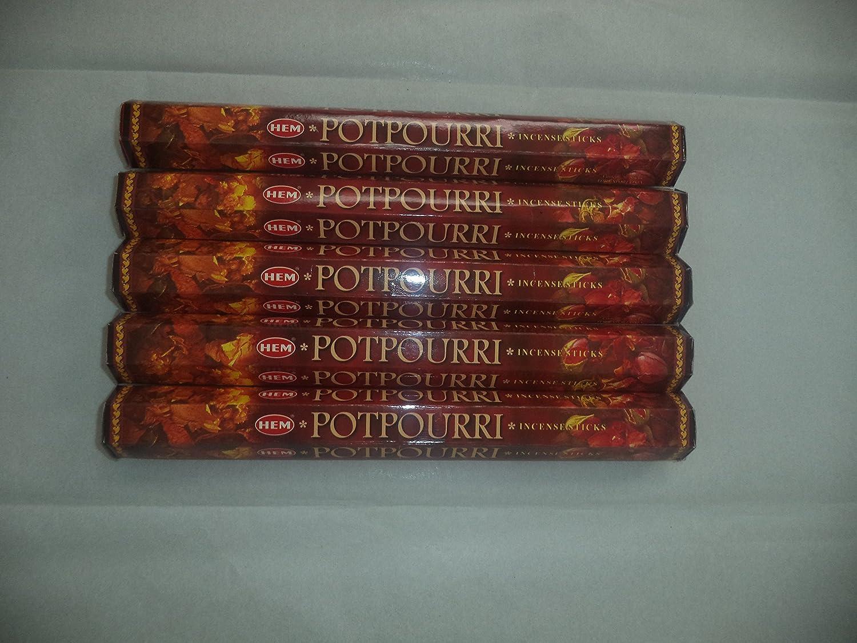 Hemポプリ100 Hemポプリ100 Incense x Sticks ( 5 x ( 20スティックパック) B00LMD4DK2, 宮津市:b3c2f586 --- tosima-douga.xyz