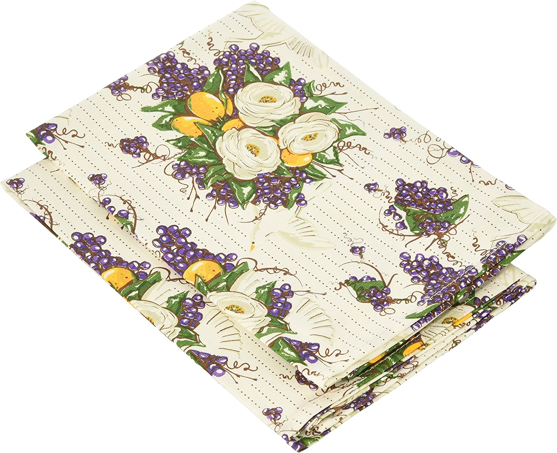 Jessie Steele Delightful Doves 2 Piece Cloth Napkin Set