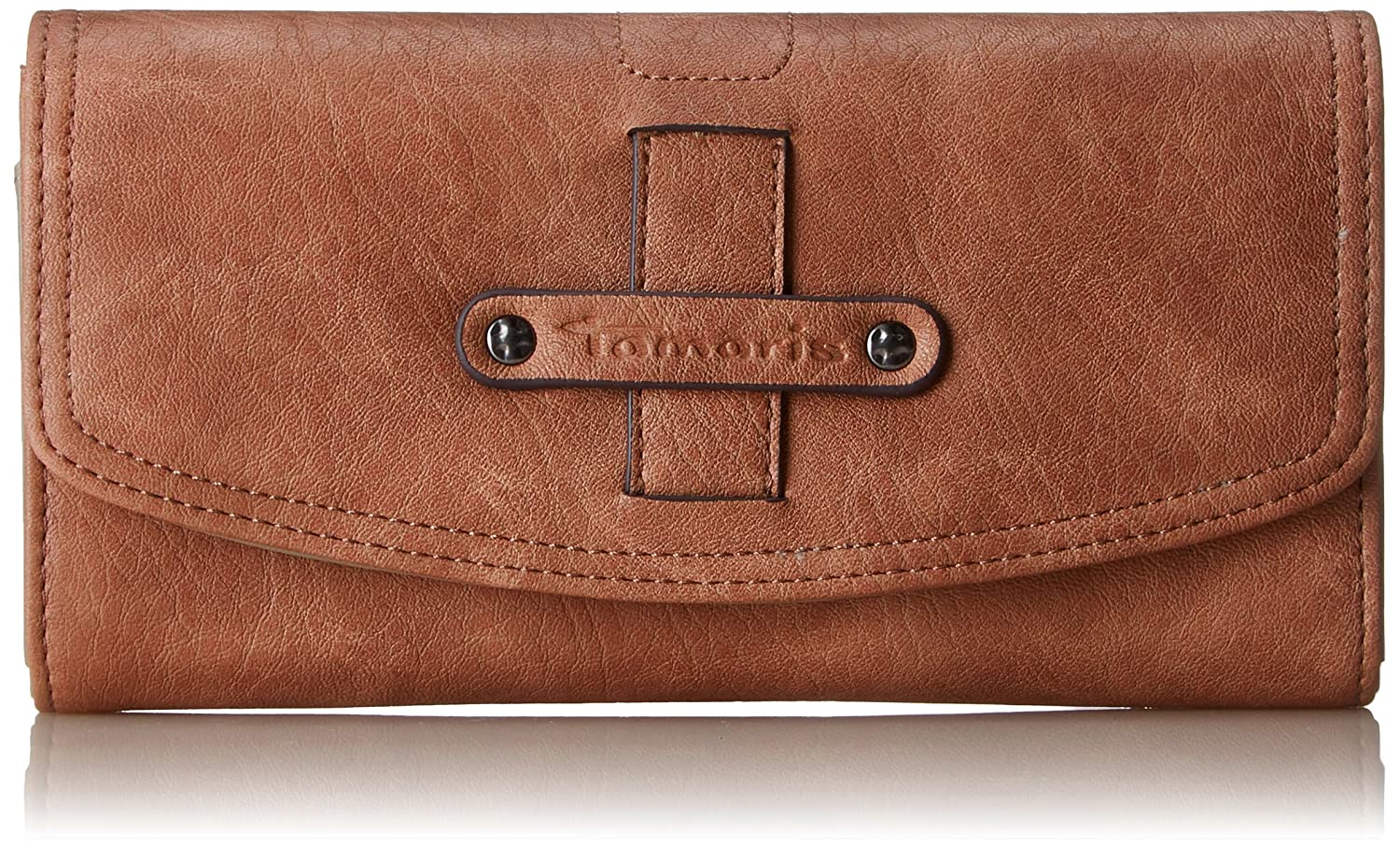 Tamaris Damen Bernadette Big Wallet with Flap Geldbörse, 2x10x19,5 cm