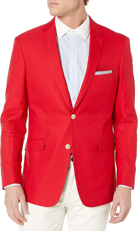U.S Polo Assn Mens Hopsack Blazer Blazers or Sports Jacket