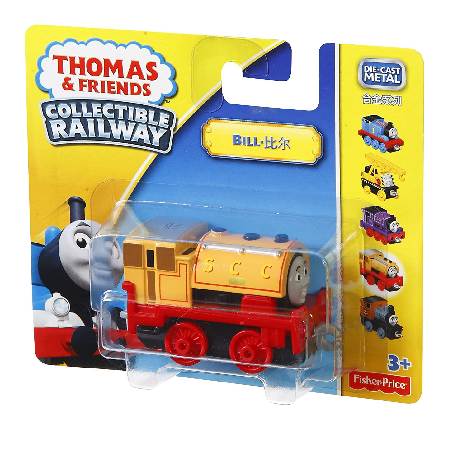 Buy Fisher Price Thomas and Friends Bill, Multi Color Online at Low ...