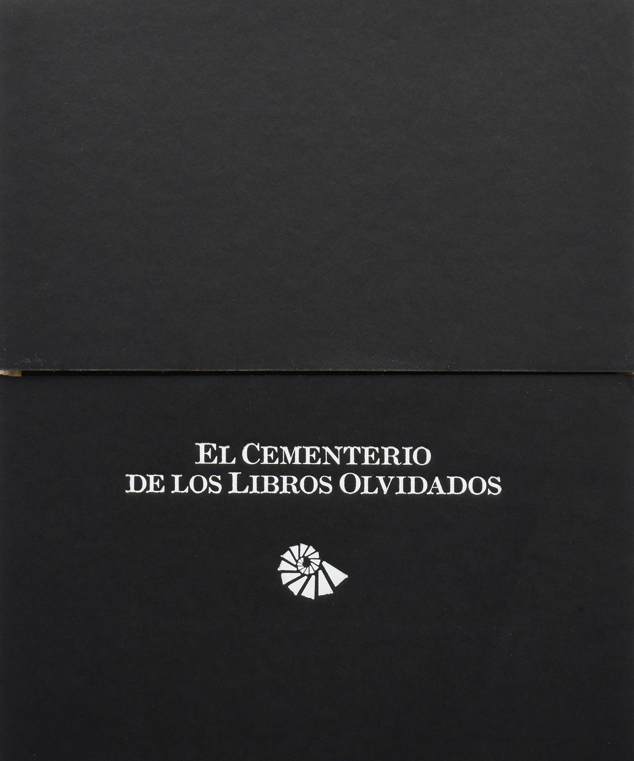 Estuche Tetralogía El Cementerio de los Libros Olvidados ...