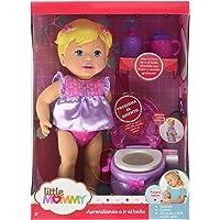 Little Mommy Aprendiendo a IR al Baño