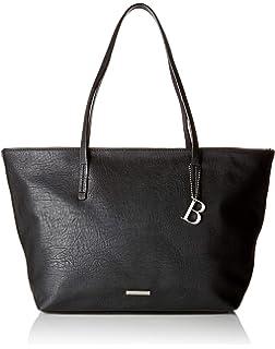 e5bc5b9ba9e Bulaggi Lauren Shopper, Women's Shoulder Bag, Black (Schwarz), 28x10x47 cm (