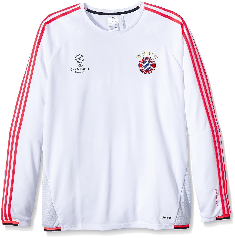 adidas Herren Langarm Shirt FC Bayern UCL