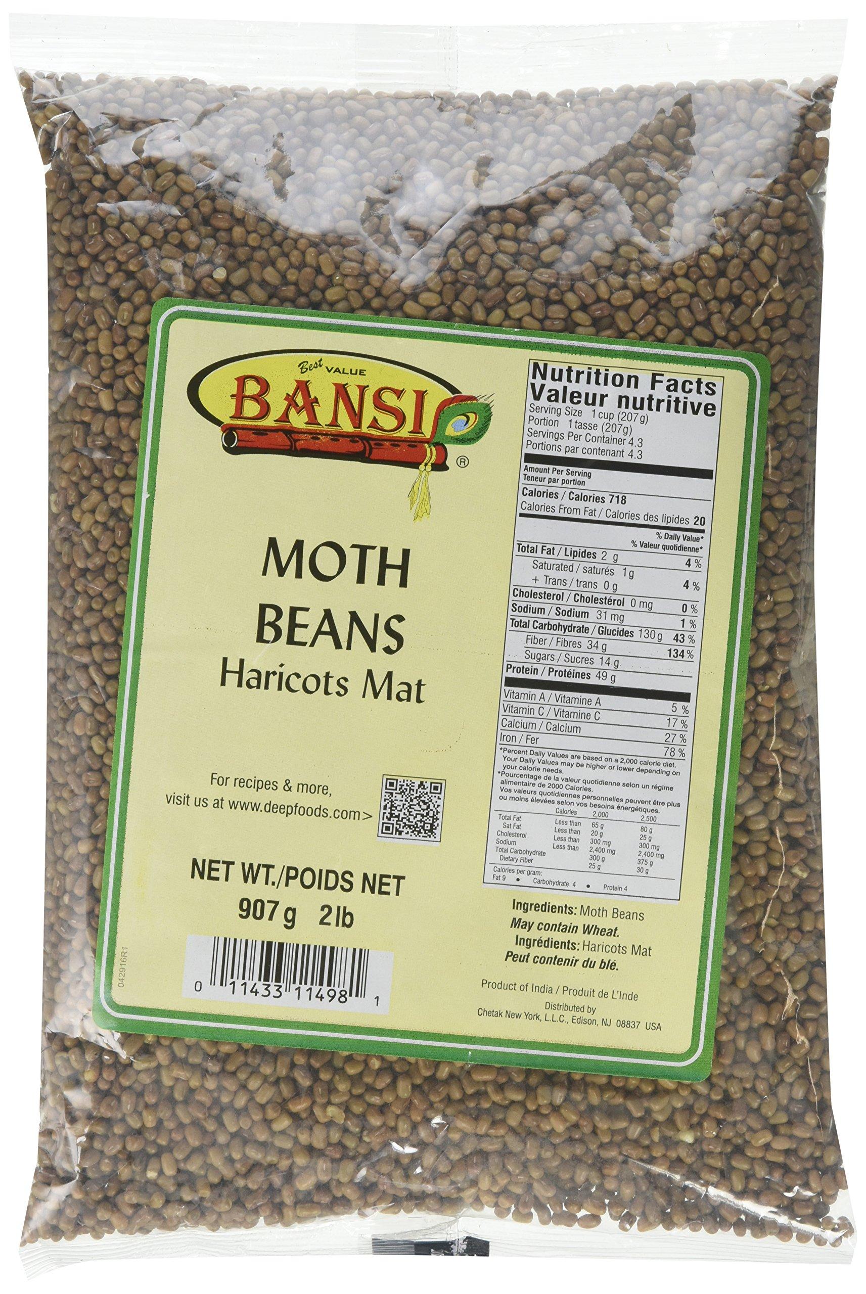 Bansi, Moth Beans, 907 Grams(gm)