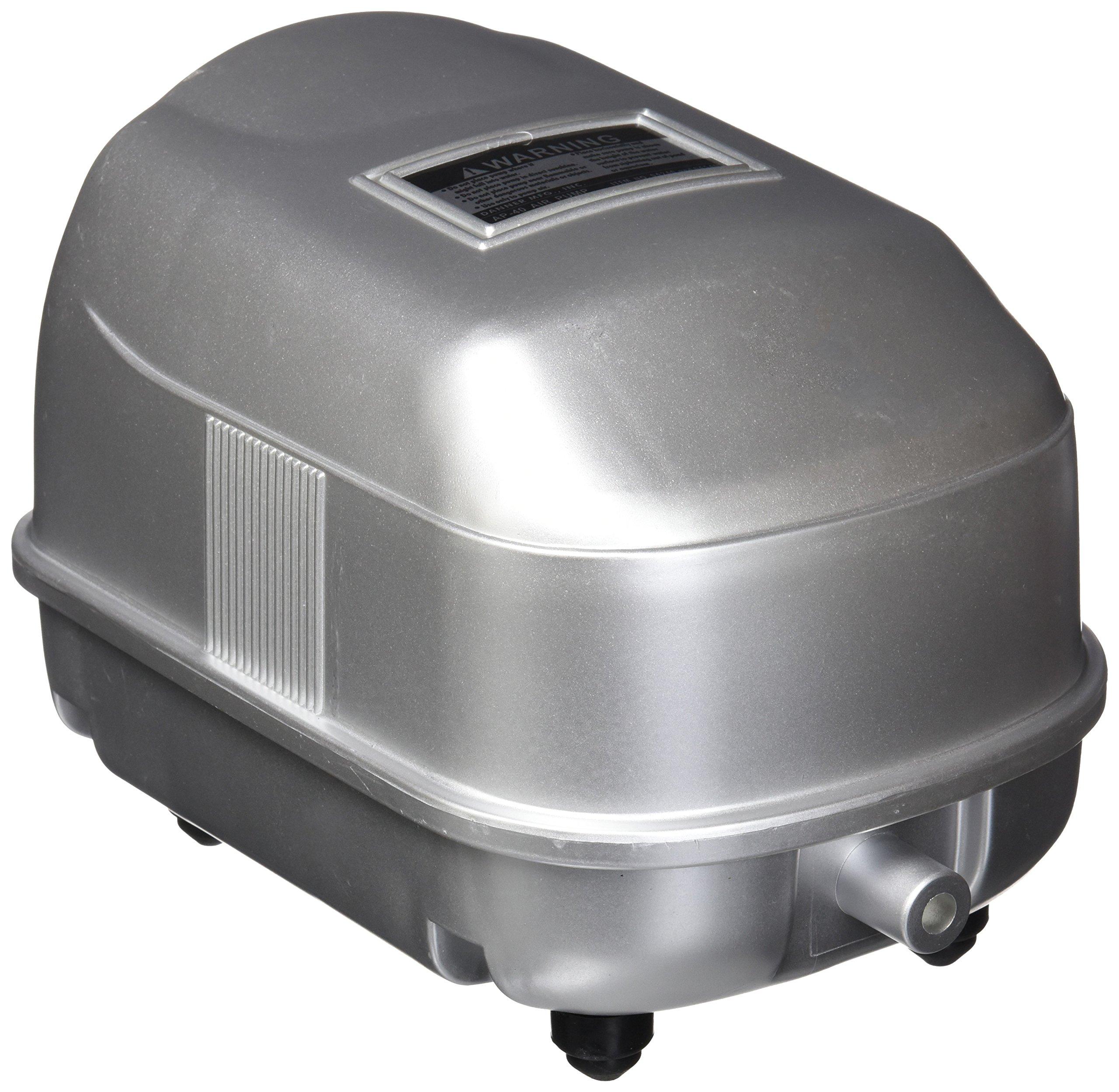 Supreme (Danner) ASP04240 AP-40 Aquarium Air Pump, 40-watt by Danner