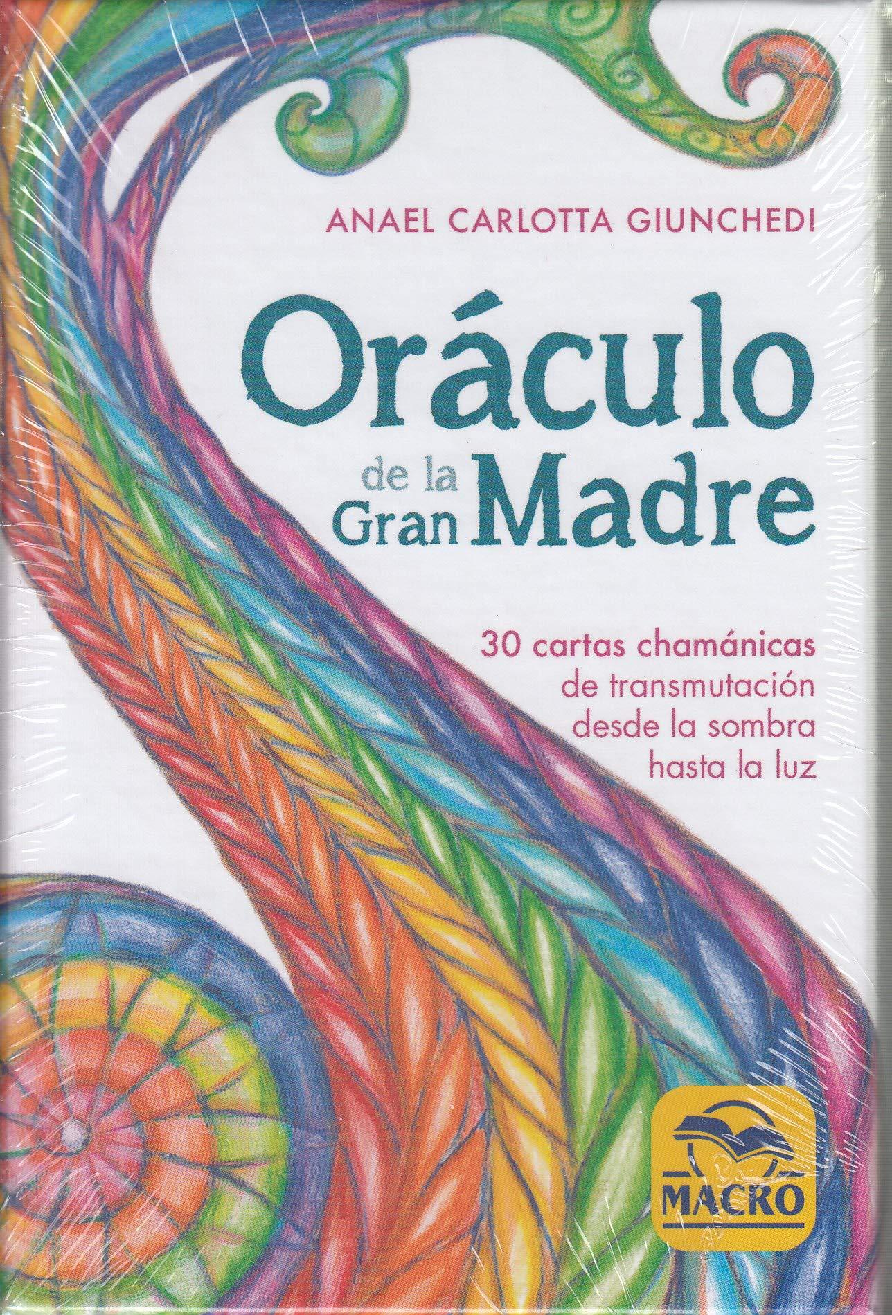 Oráculo de la Gran Madre: 30 cartas chamánicas de ...