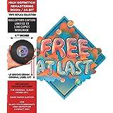 Free At Last - Cardboard Sleeve - High-Definition CD Deluxe Vinyl Replica + 5 Bonus Tracks - IMPORT