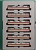 KATO Nゲージ 181系 100番台 とき・あずさ 増結 6両セット 10-1148 鉄道模型 電車