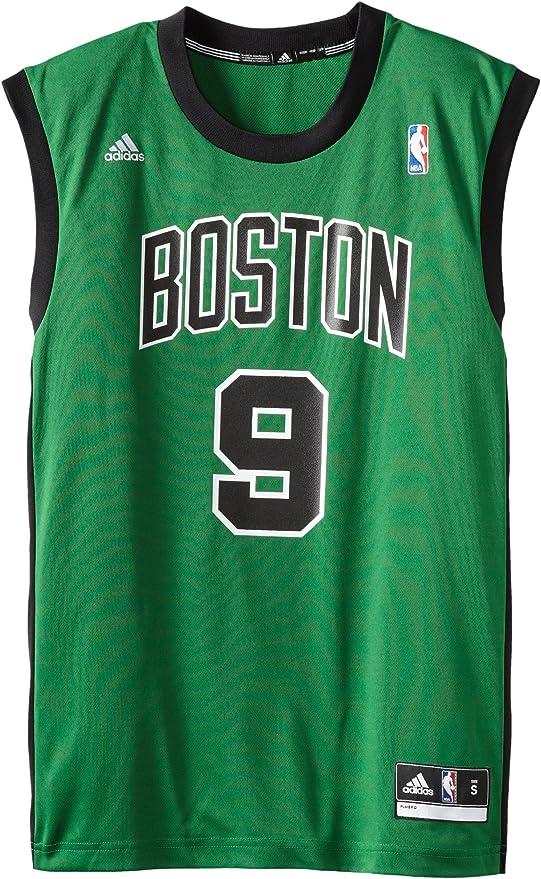 adidas NBA Boston Celtics Verde réplica de la Camiseta Rajon Rondo # 9