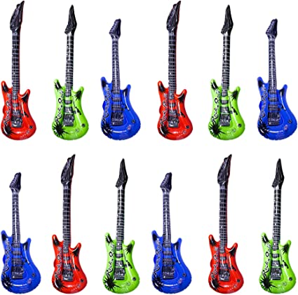 Amazon.com: Inflables guitarras – 22