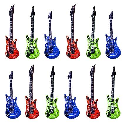 Amazon.com: Inflables guitarras – 22