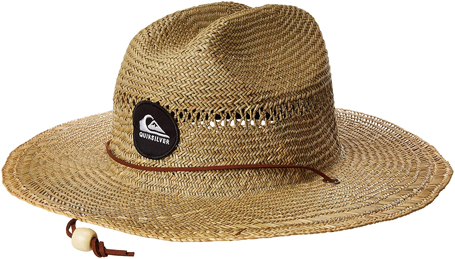 4497acba5 Amazon.com: Quiksilver Men's Pierside Slimbot Sun Protection Hat: Clothing