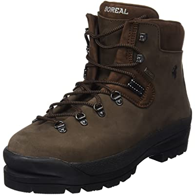 Boreal Climbing Outdoor Boots Mens Fuji Lightweight 4 Brown 47205: Sports & Outdoors