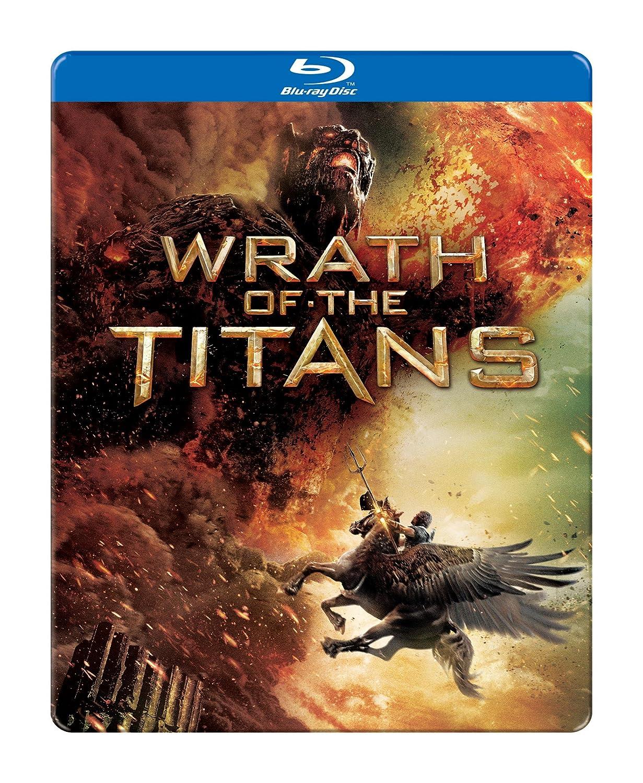 Wrath Of The Titans 2012 Edizione: Stati Uniti USA Blu-ray ...