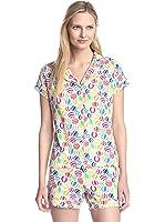 BedHead Pajamas Women's Shorty Pj Stretch