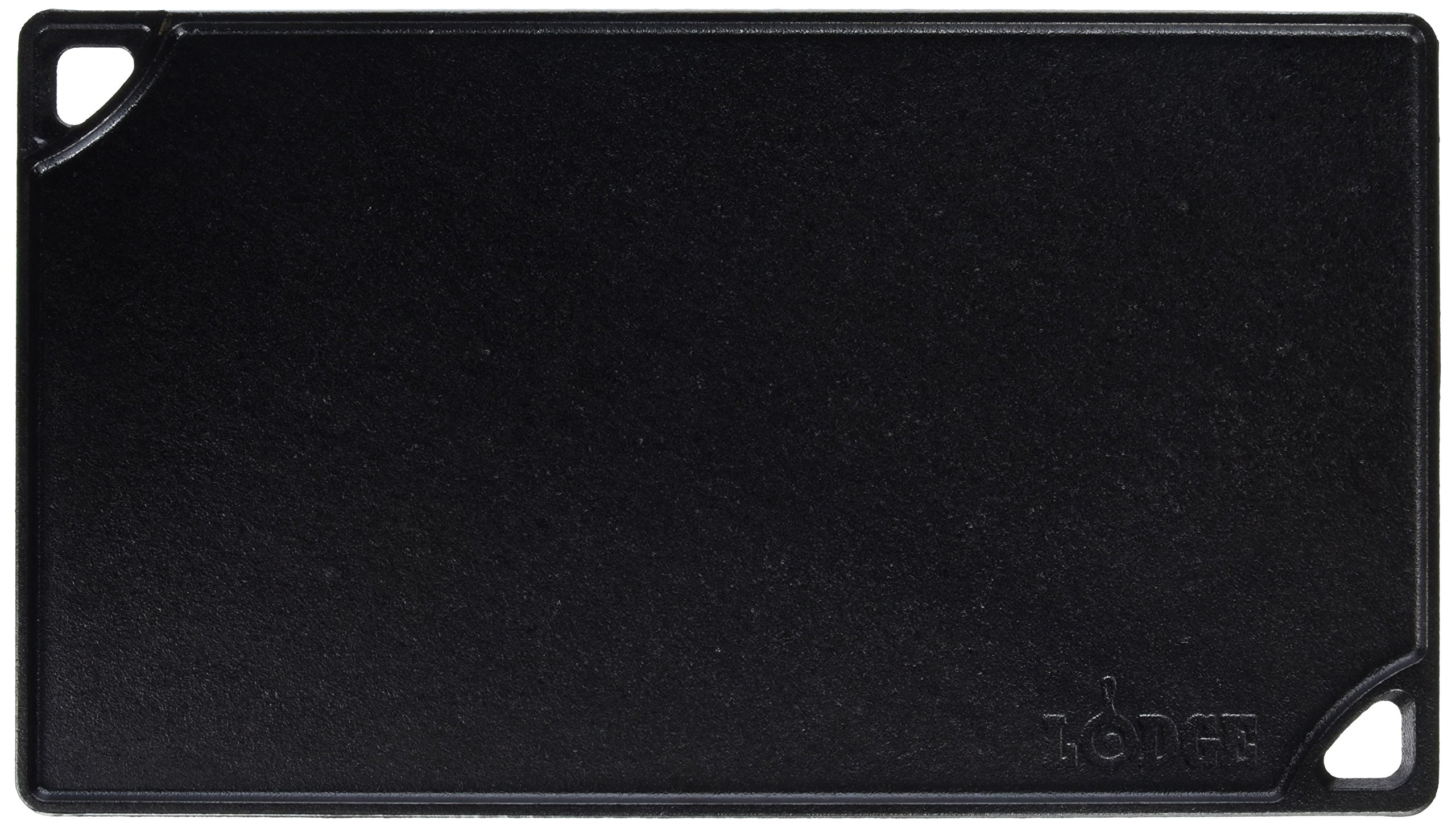 Lodge Cast Iron Reversible Grill/Griddle, LDP3, 16.75'' x 9.5'' by Lodge