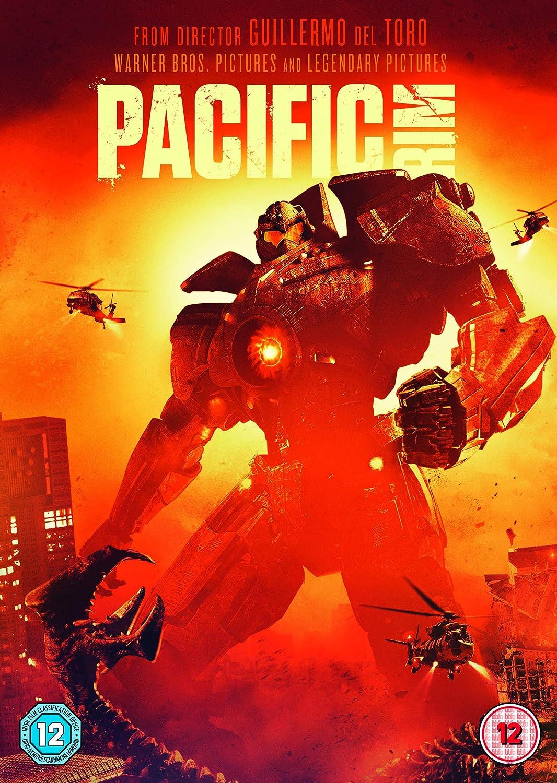 Pacific Rim [Edizione: Regno Unito] [Italia] [DVD]: Amazon.es ...