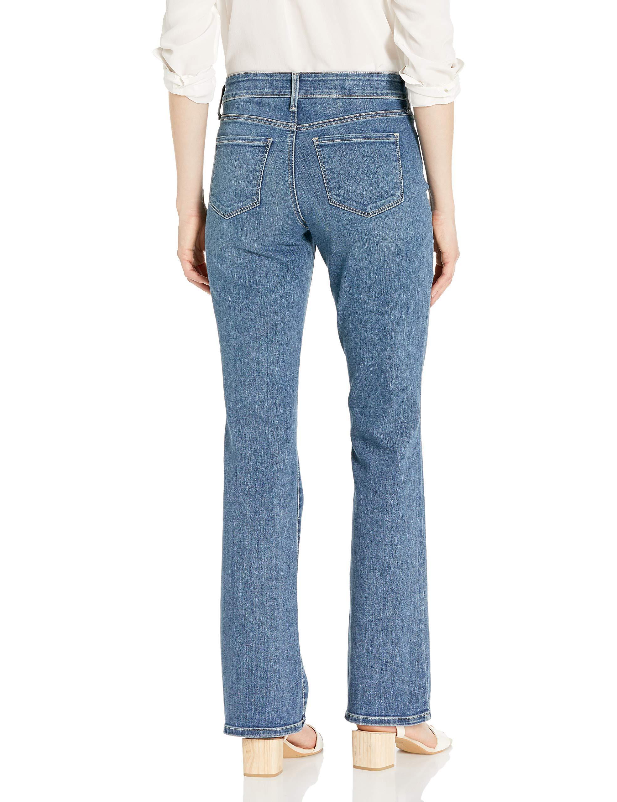 NYDJ Women's Barbara Boot-Cut Jeans
