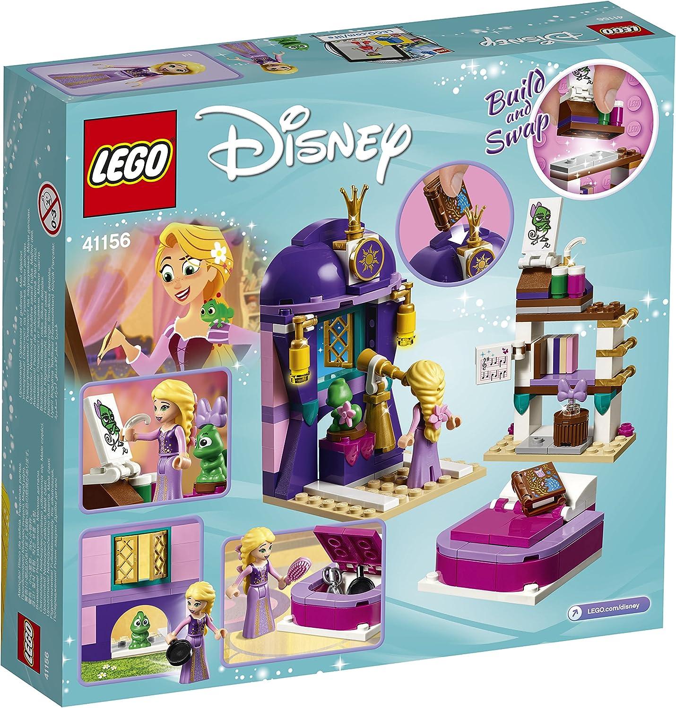 LEGO Disney: Tangled - The Series - Rapunzel\'s Castle Bedroom Costruzioni