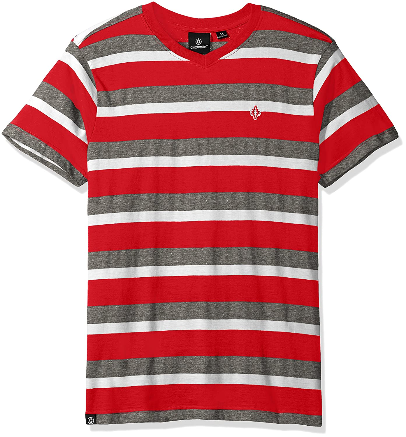 Akademiks Men's Anthony Striped Top