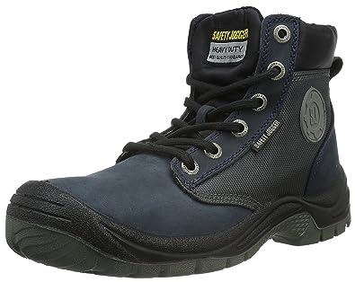 Blackrock SF13 Unisex-Erwachsene Sicherheitsschuhe, Schwarz - schwarz - Größe: 40.5