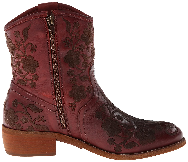 Taos Women's 36 Privilege Western Boot B00FE8HEY8 36 Women's EU/5-5.5 M US Spice Red 335031