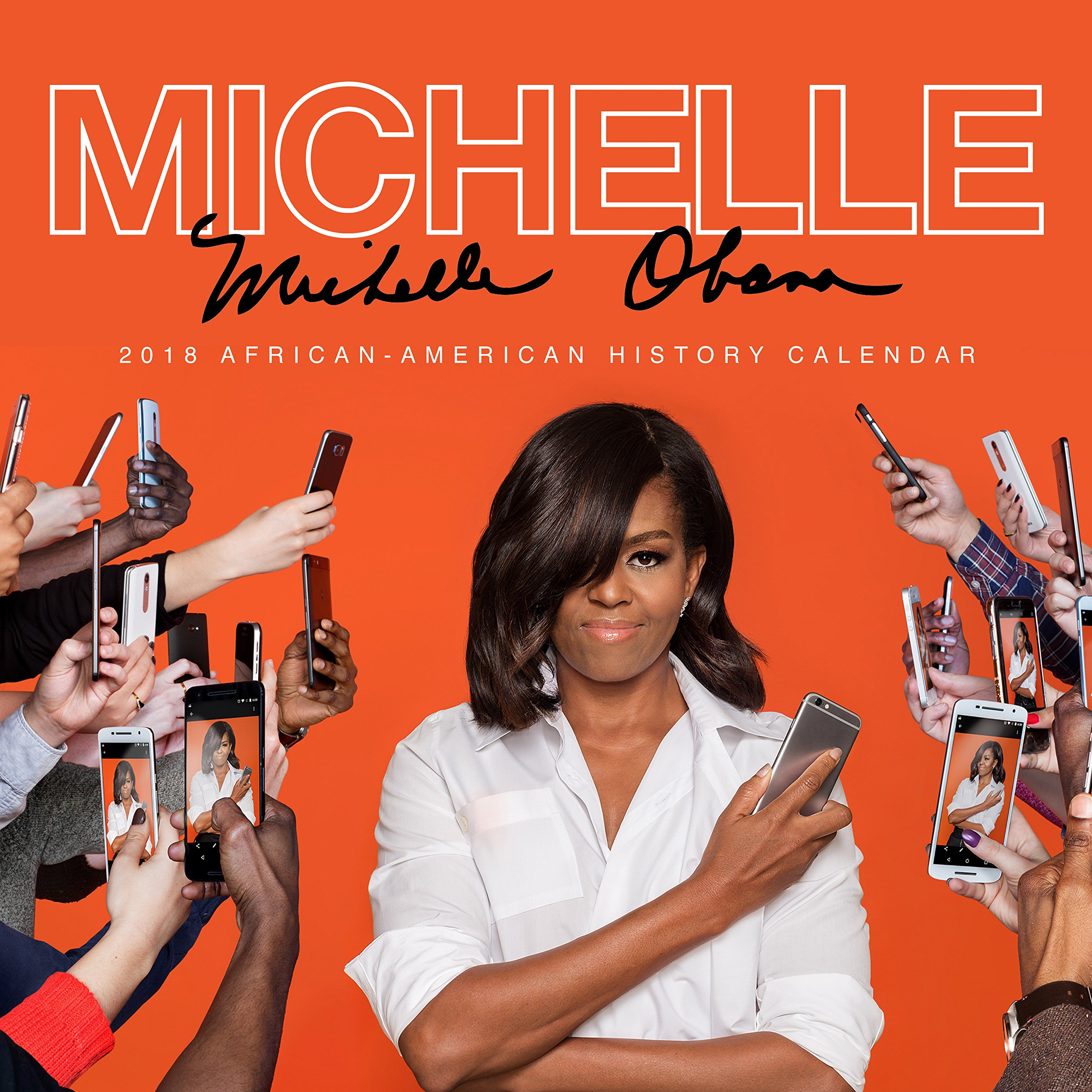 Michelle Obama 2018 African American History Calendar
