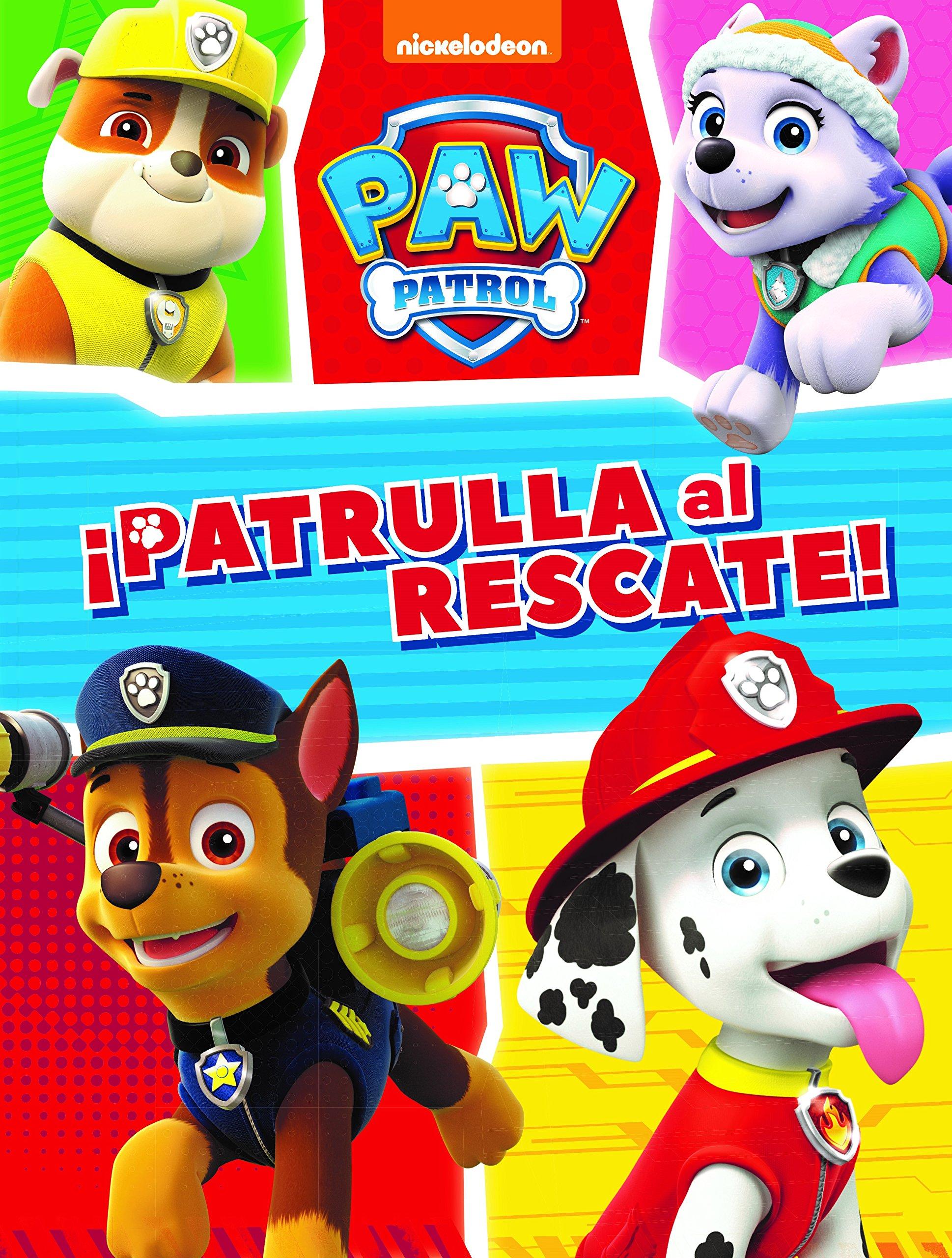 Misión Canina: ¡Patrulla al rescate! Paw Patrol | Patrulla Canina ...