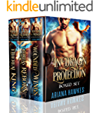 In Dragn Protection: Boxed Set (Books 1-3): Dragon Shifter Romances