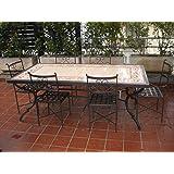 Tavolo Tavolino in FERRO BATTUTO . Realizzazioni Personalizzate . 657