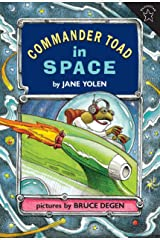 Commander Toad in Space Paperback