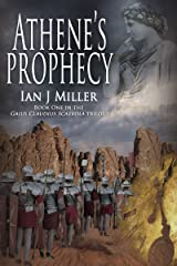 Athene's Prophecy (Gaius Claudius Scaevola trilogy Book 1) Kindle Edition