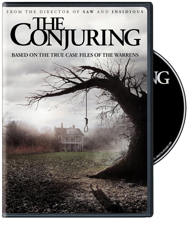 Conjuring [Reino Unido] [DVD]: Amazon.es: Cine y Series TV