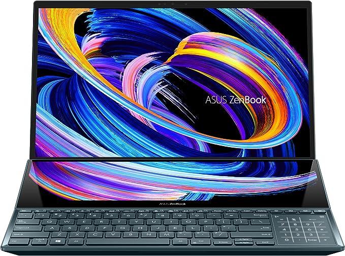 Laptops mit Core-i9 ASUS ZenBook Pro Duo