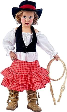 Limit Sport MB611 Grösse - Disfraz de vaquera para niña (talla 3 ...