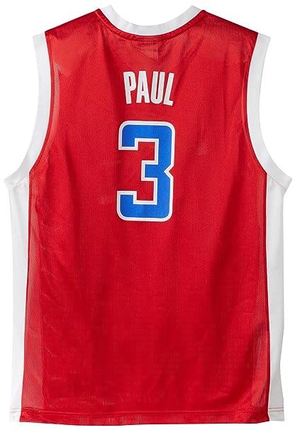 cba872bec91 Amazon.com   NBA Los Angeles Clippers Chris Paul Men s Jersey