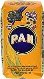 Harina PAN vorgekochtes gelbes Maismehl 1kg (orange)