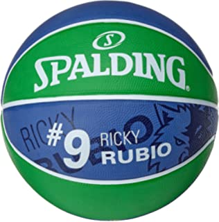Ballon Spalding Player Ricky Rubio